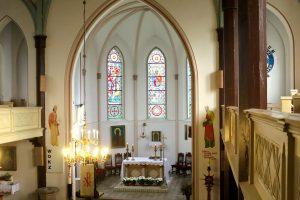 Nowa witryna parafii w Lubinie