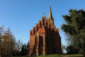 Kościół w Lubinie