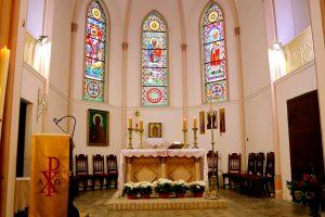 Msze św. w Lubinie i Wapnicy w najbliższą niedzielę - 17.01.2021r.